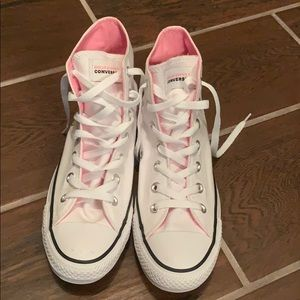 Brand new Hello Kitty converse shoes size 8